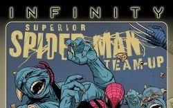 SUPERIOR SPIDER-MAN TEAM-UP 3 (INF, WITH DIGITAL CODE)