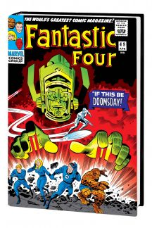 THE FANTASTIC FOUR OMNIBUS VOL. 2 HC (NEW PRINTING) (Hardcover)