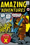 Amazing Adventures (1961) #4 Cover