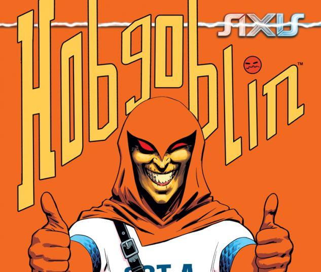 Hobgoblin Marvel Axis Axis Hobgoblin 2 ax
