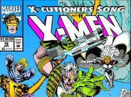 X-Men (1991) #16