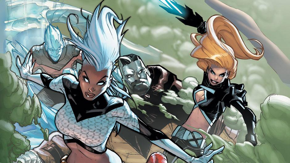 Extraordinary X-Men by Humberto Ramos