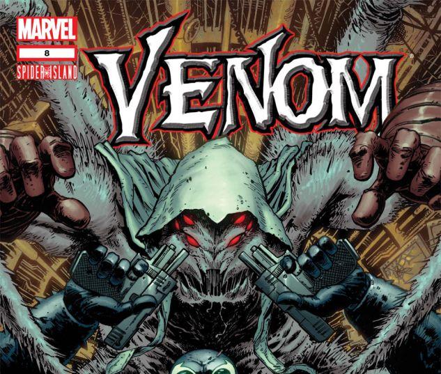 VENOM (2011) #8 Cover