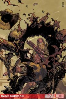 Marvel Zombies 5 #1