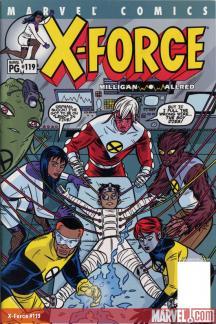X-Force (1991) #119