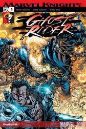 Ghost Rider #4 
