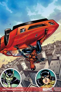 Amazing Spider-Girl (2006) #22
