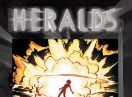 HERALDS #2 recap page
