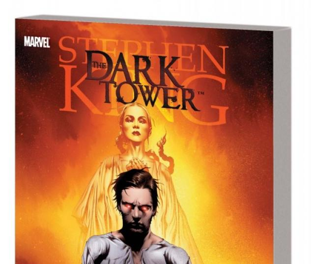 Dark Tower: The Long Road Home (Trade Paperback)
