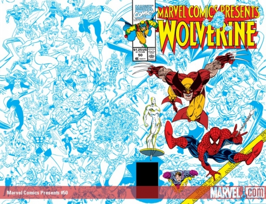 Marvel Comics Presents #50