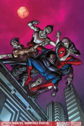 Spider-Man Vs. Vampires Digital Comic #1