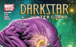 DARKSTAR AND THE WINTER GUARD #3 cover by Clayton Henry