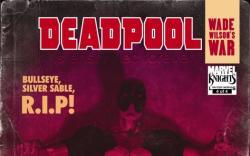 Deadpool: Wade Wilson's War (2010) #4