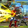 Screenshot of Iron Man vs. Chris from Marvel vs. Capcom 3