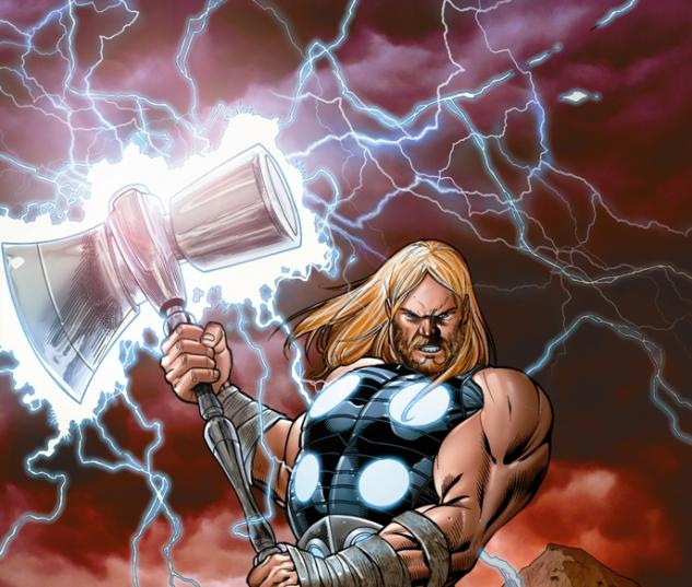 ULTIMATE COMICS THOR PREMIERE HC