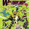 New Warriors Annual #1 cover by Mark Bagley &amp; Mike Mignola