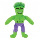 Hulk Plush Dog Toy with Squeaker by Fetch available at PetSmart