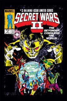 Secret Wars II #3