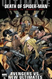 Ultimate Comics Avengers Vs New Ultimates (2010) #5