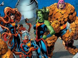 Sneak Peek: Fantastic Four/FF