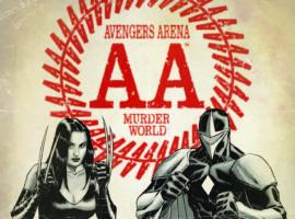 AVENGERS ARENA 4 (NOW)
