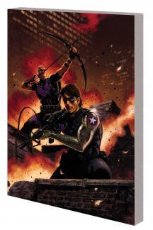 WINTER SOLDIER VOL. 3: BLACK WIDOW HUNT TPB (Trade Paperback)