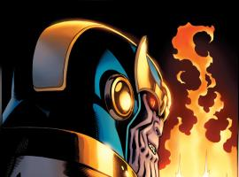 THANOS RISING 2 MCGUINNESS VARIANT (NOW, WITH DIGITAL CODE)