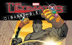 ULTIMATE COMICS ULTIMATES 25 LAND VARIANT (1 FOR 25, WITH DIGITAL CODE)