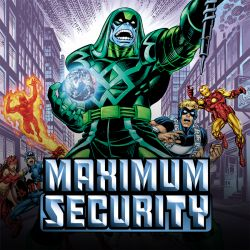 Maximum Security (2000)