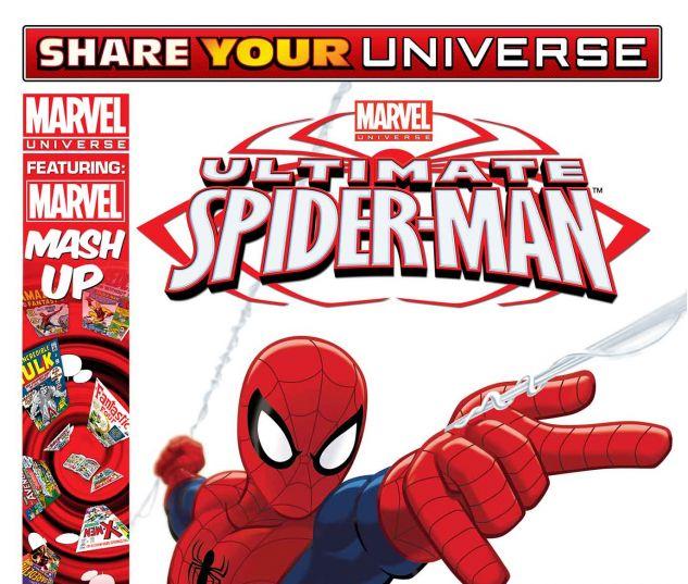 Marvel Universe ULTIMATE SPIDER-MAN (2011) #1