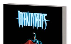 INHUMANS: BY RIGHT OF BIRTH TPB
