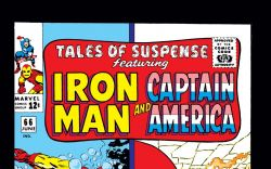 Tales of Suspense (1959) #66 Cover