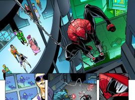 Your First Look at Superior Spider-Man #32