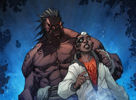 Your First Look at Inhuman #3 from Charles Soule and Joe Madureira