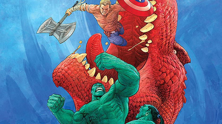 Planet Hulk -- Summer 2015