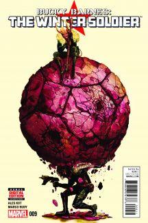 Bucky Barnes: Winter Soldier #9