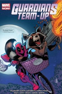 Guardians Team-Up Vol. 2: Unlikely Story (Trade Paperback)