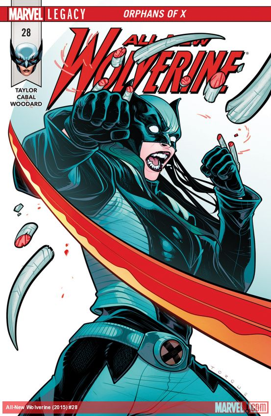 All-New Wolverine (2015) #28