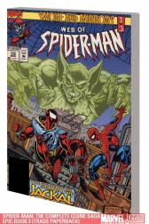 Spider-Man: The Complete Clone Saga Epic Book 2 (Trade Paperback)