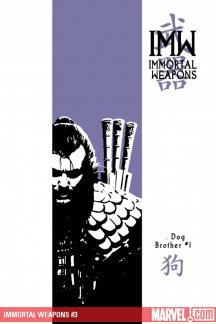 Immortal Weapons (2009) #3