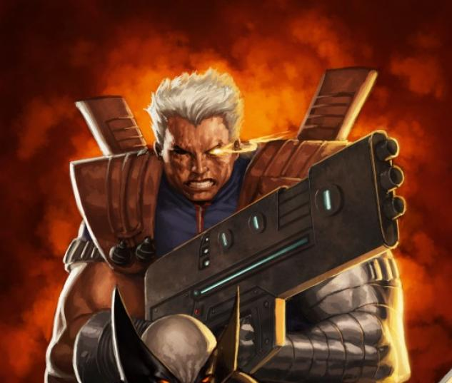 X-FORCE/CABLE: MESSIAH WAR PROLOGUE #1 (LIEFELD VARIANT)