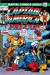 CAPTAIN AMERICA #170 COVER