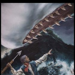 MARVEL ILLUSTRATED: MOBY DICK #1