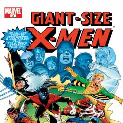 GIANT-SIZE X-MEN (1968) #3 COVER
