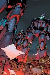Decimation: House of M - The Day After #1