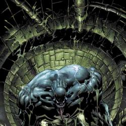 VENOM VOL. 2: RUN TPB COVER
