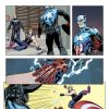 Image Featuring Captain America, Hawkeye