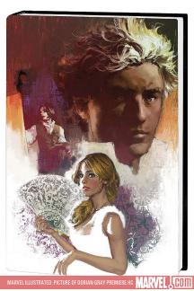 Marvel Illustrated: Picture of Dorian Gray Premiere (Hardcover)