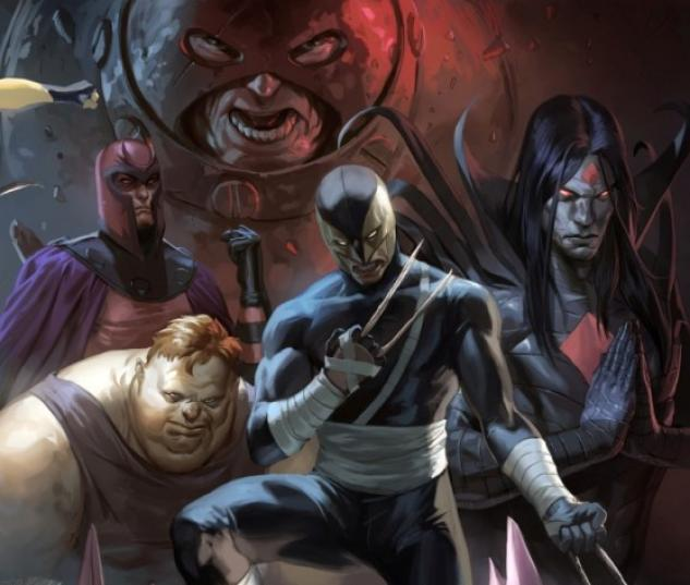 Daken: Dark Wolverine (2010) #1 (DJURDJEVIC VARIANT)
