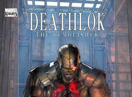 Deathlok: The Demolisher (Hardcover)